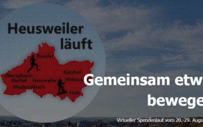 Heusweiler läuft