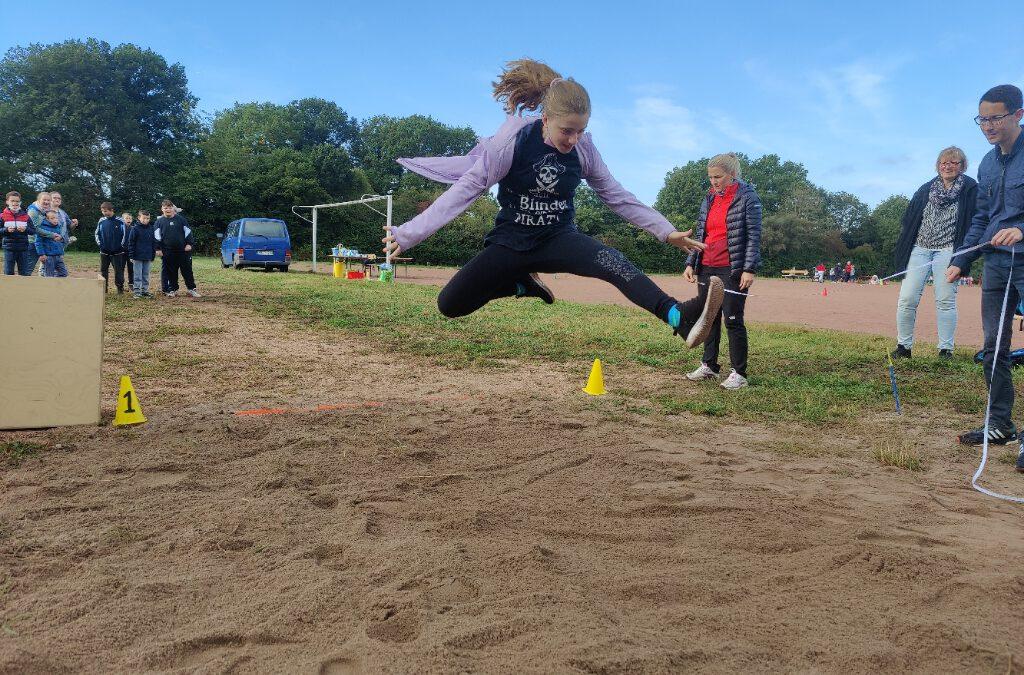 Sportaktionstag der Goetheschule